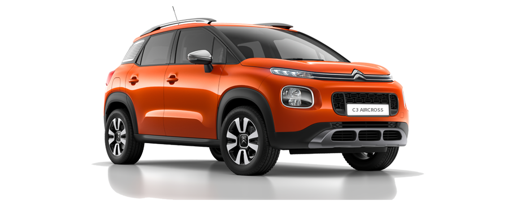 Citroën C3 Aircross Shine SE